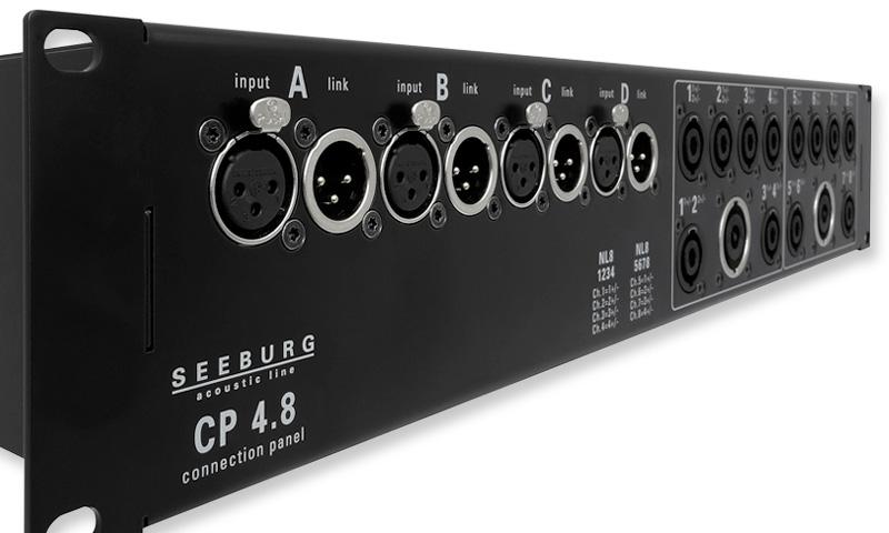 新的CP 4.8连接板
