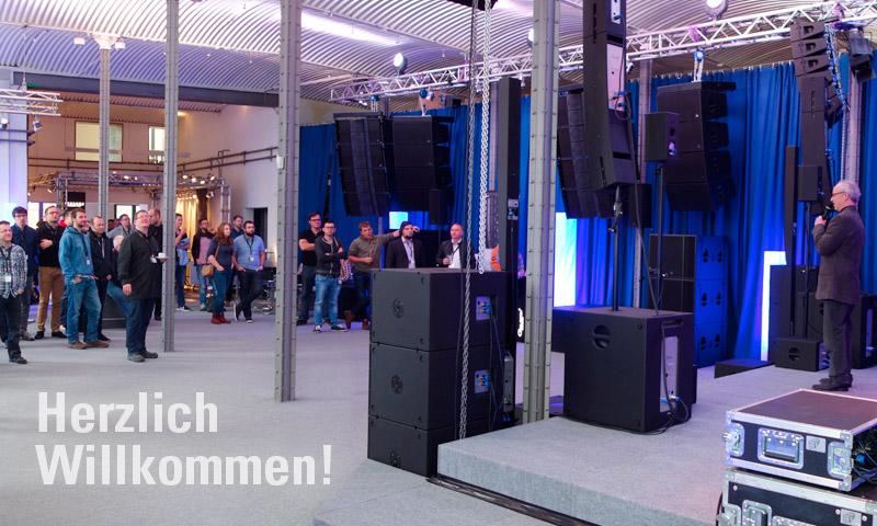 德国SEEBURG acoustic line(SAL)第十八届工厂开放日