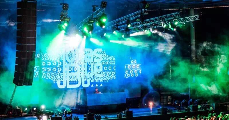 奥地利国际电子舞曲音乐节